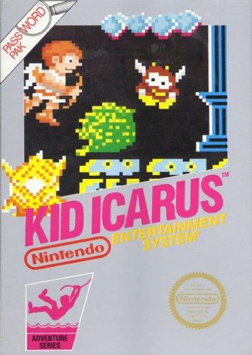 Os 10 melhores jogos do NES. Kid-icarus