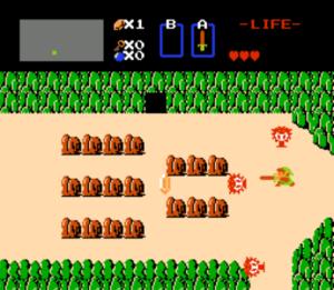 Os 10 melhores jogos do NES. Legend_of_zelda_nes