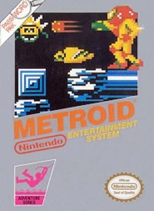 Os 10 melhores jogos do NES. Metroid