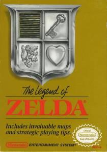 Os 10 melhores jogos do NES. Nes-legend-of-zelda