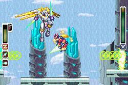 Jogando: Mega Man Zero Collection (4/4)