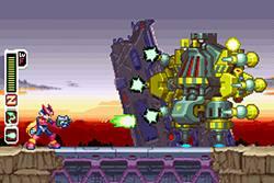 Jogando: Mega Man Zero Collection (2/4)