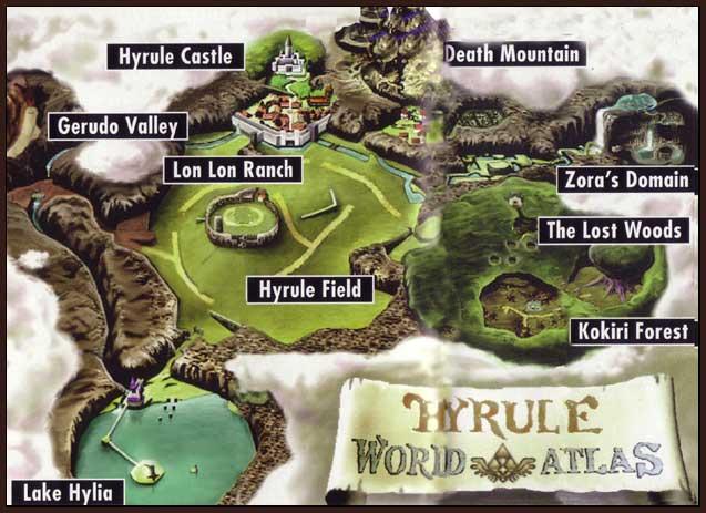 Zelda para todos - A Timeline do Minicastle para a série Zelda!!! (5/6)