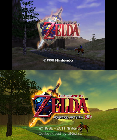 OoT-3DS - Do You Like The Changes Made For Ocarina Of Time