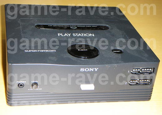 O primeiro Playstation da Sony