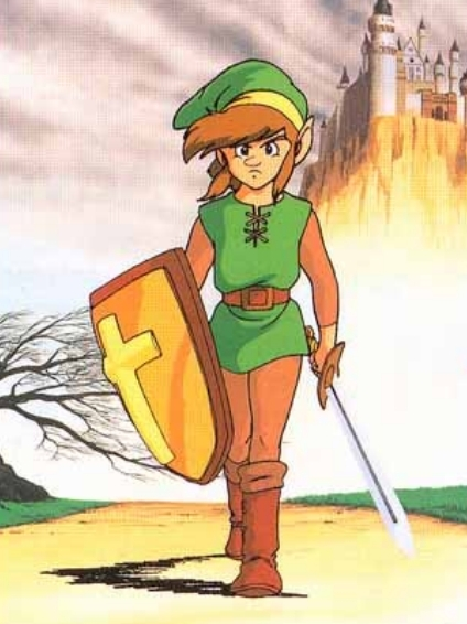 Zelda-II-Link-Means-Business-the-legend-of-zelda-5250997-424-566