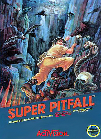 NESSuper Pitfallbox