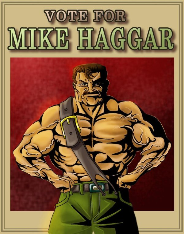 vote_for_mike_haggar_by_tetsuooli-d5jq9ee