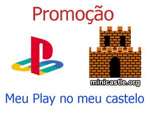 Meu Play no meu castelo